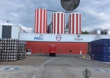 Brouwerij Alken Maes - 2500 m²