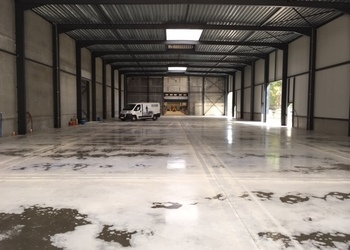 Burke Trading - Opglabbeek - 3000 m²