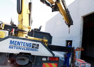 Mentens Betonvloeren NV - Meeuwen-Gruitrode - Referenties